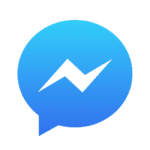Sign up with Messenger