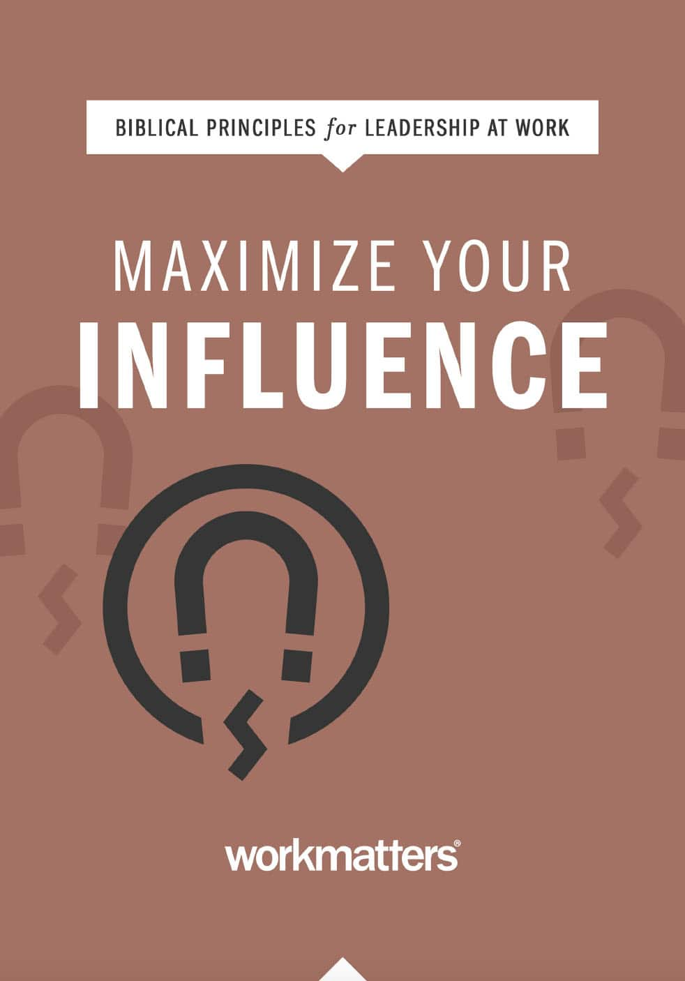 Maximize Your Infuence