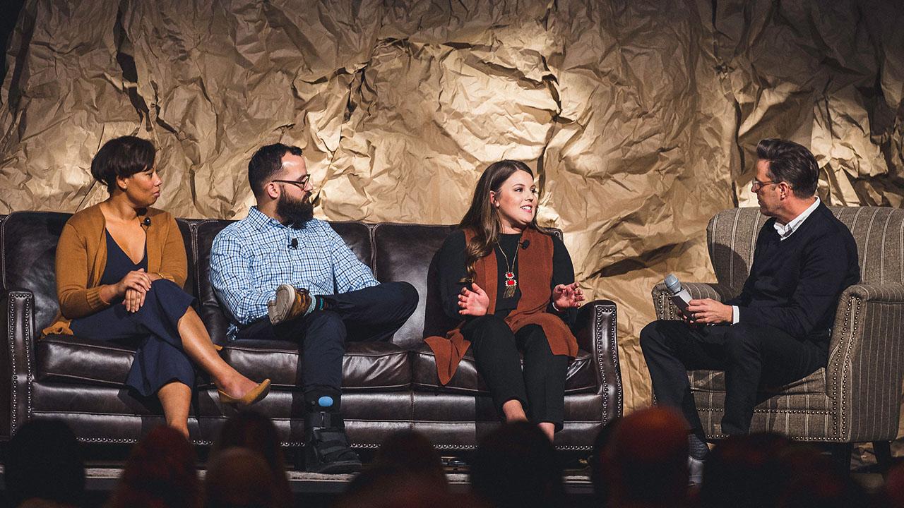 Millennial Leadership Panel