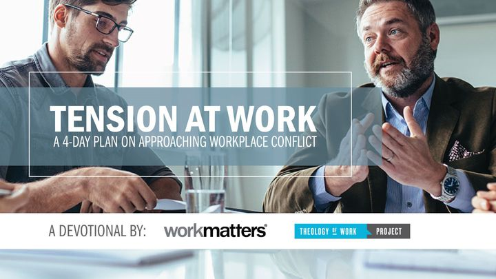 A 4-day plan that uses Esther's example to teach you a healthy approach to addressing workplace conflict and even turn it into an influence booster. Created in partnership with Theology of Work.