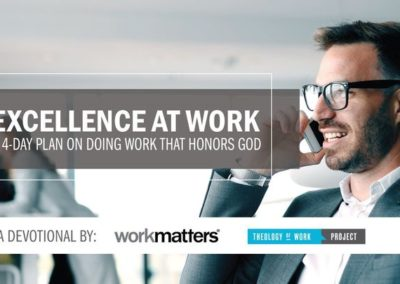 Excellence at Work