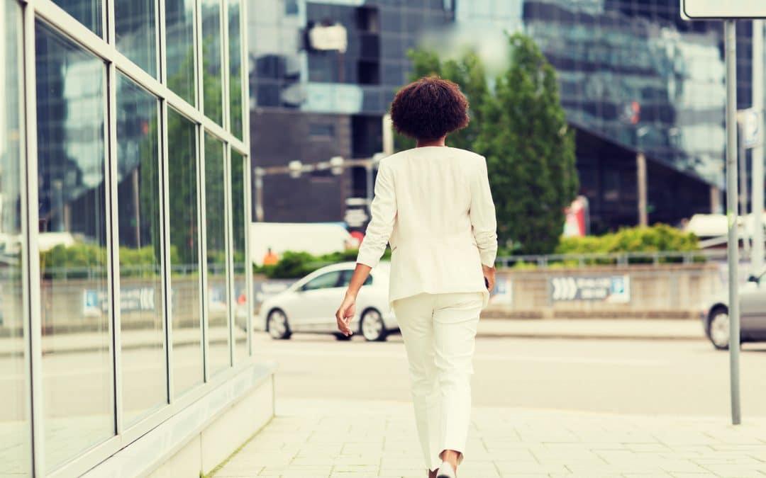 Walking Through Troubles at Work
